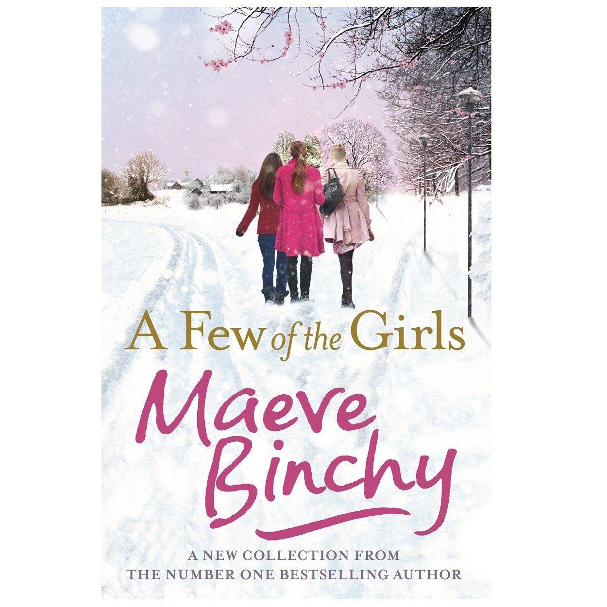 A few of the girls books maeve binchy book club list