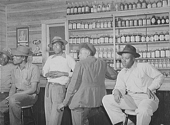 Pictures Of Vintage Americana: Juke Joint