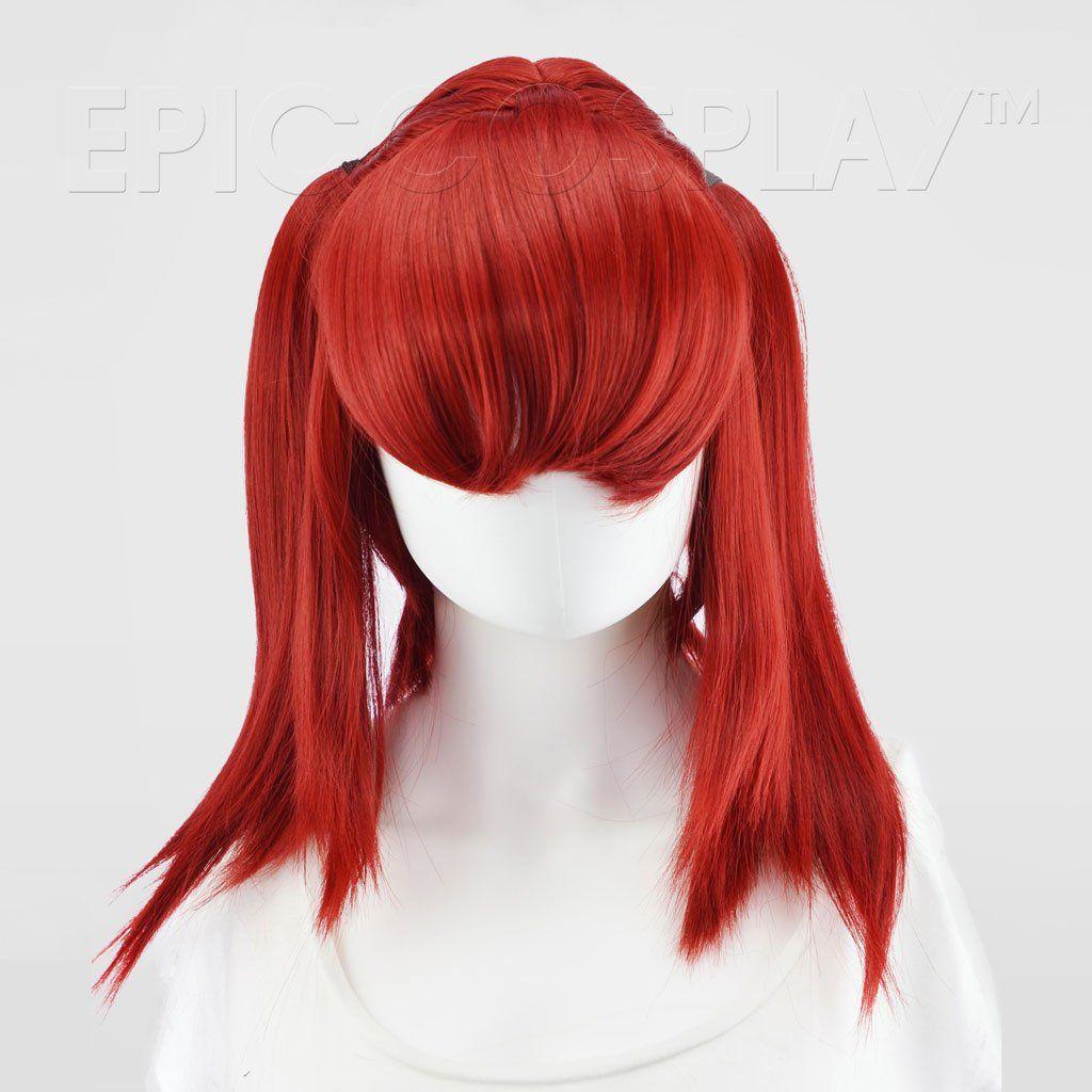 Photo of Gaia – Dark Red Wig