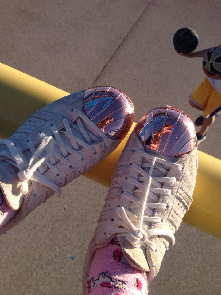 adidas superstar licorne