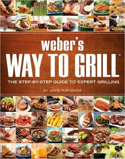 Dads who love to grill will love this Weber's Way to Grill BBQ cookbook. It's a step-by-step guide to grilling. #bbq #grilling #weber