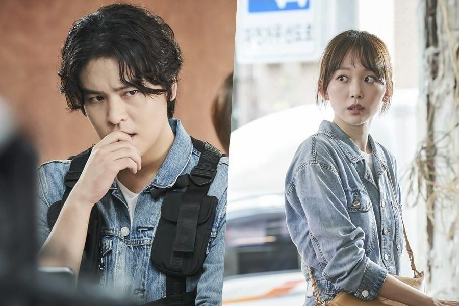 Lee Jang Woo And Jin Ki Joo Can't Seem To Get Along In Upcoming KBS Weekend Drama