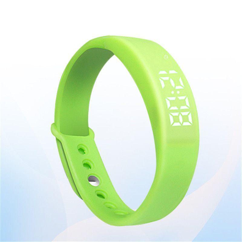 W5 Smartband Wristband OLED Screen PC APP Smart band
