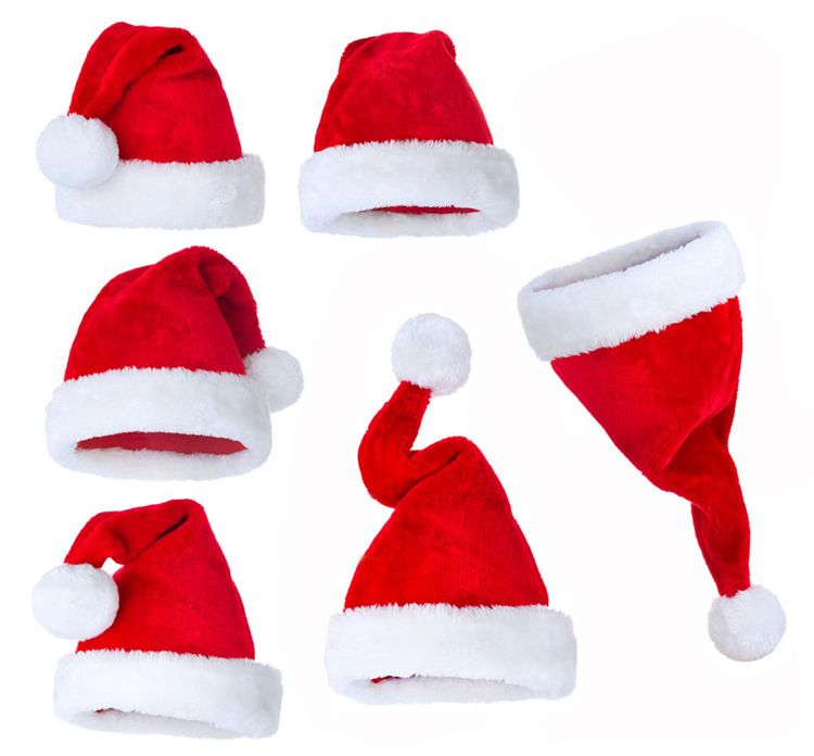 19++ Christmas cap ideas