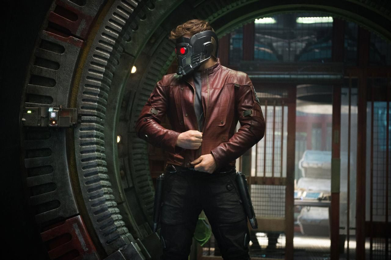 High Res Photos Of Star Lord From Guardians Of The Galaxy Geektyrant Star Lord Ganze Filme Ganzer Film Deutsch