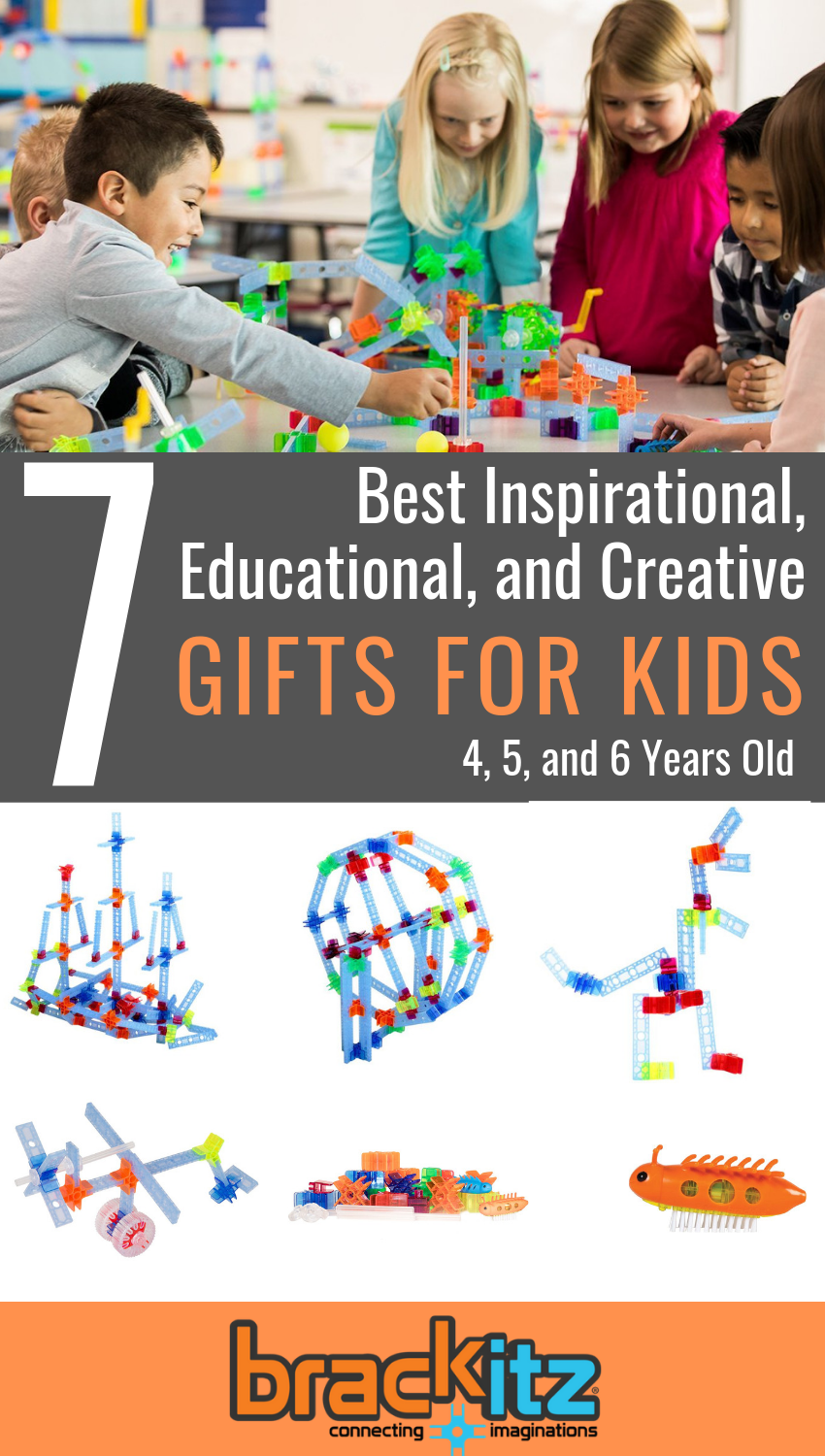 Gift Guide for 4, 5 & 6 Year Olds   Best educational toys ...