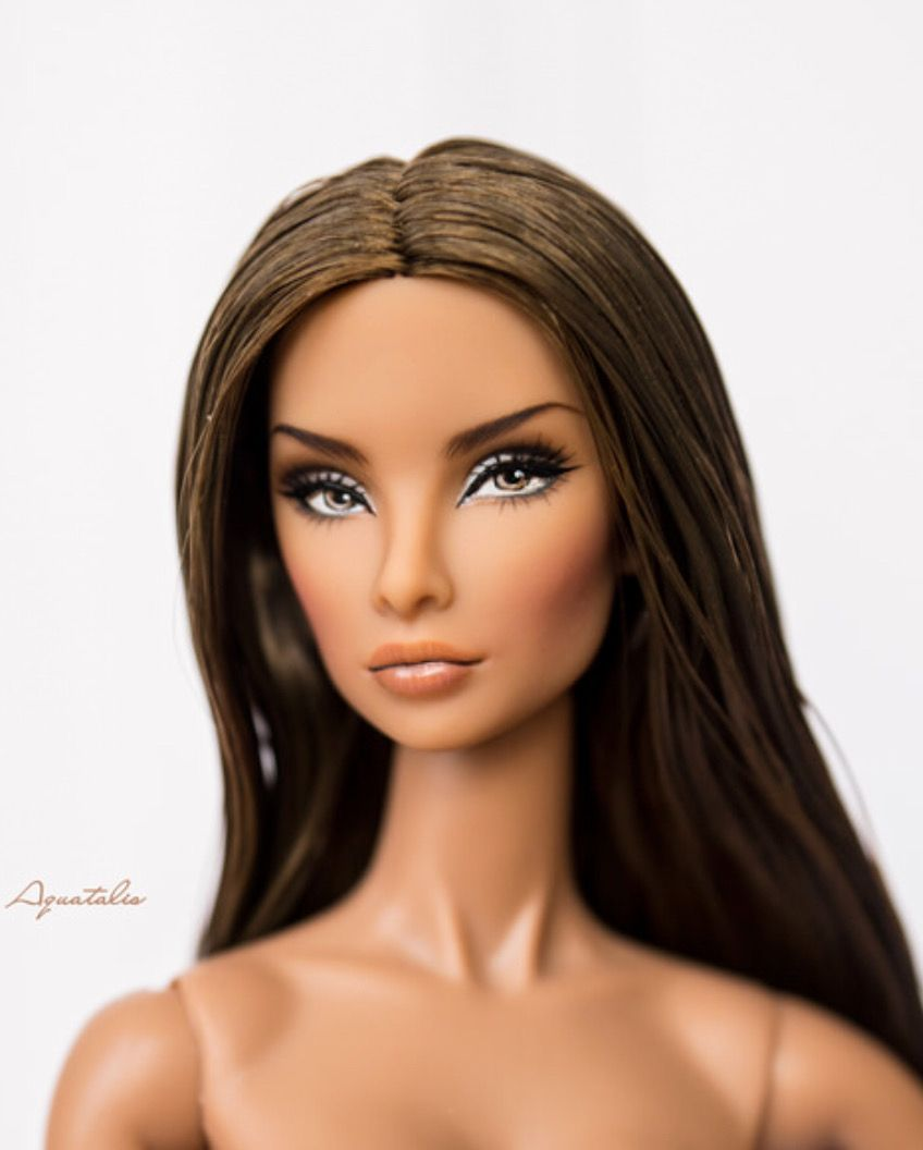 9e69cf21220 Pin by Victoria Friedman on Natalia Fatale 3 in 2019 | Dolls, Beauty, Face