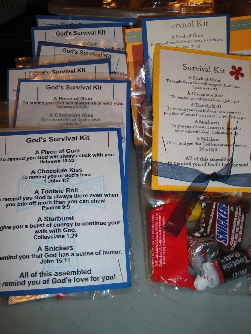 Spiritual Gifts Sunday School Crafts