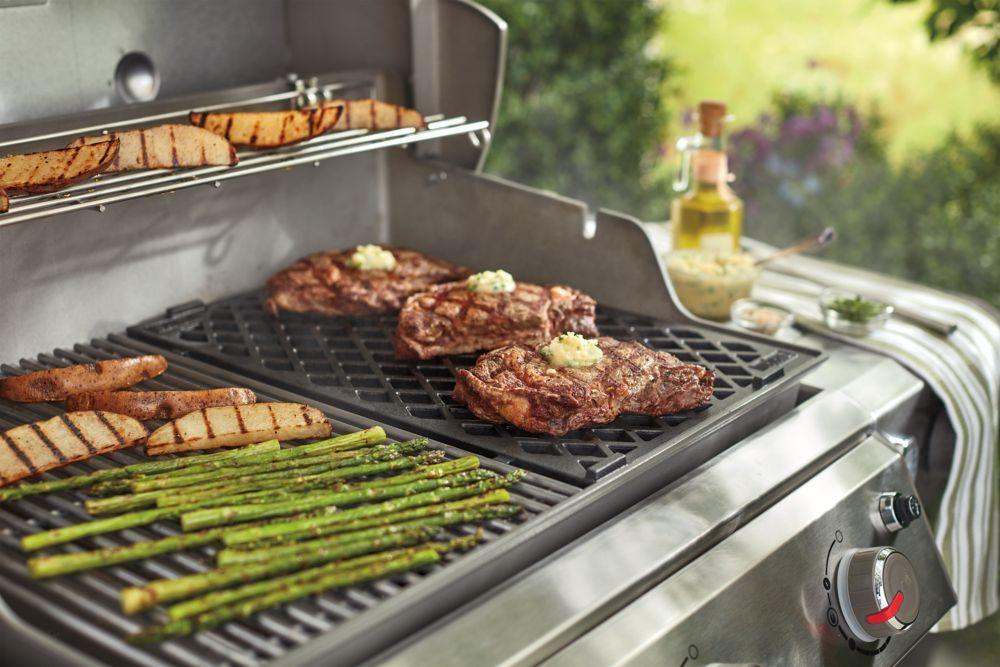 Genesis Ii Sear Grate Gourmet Bbq Sear Grate Grilling Recipes