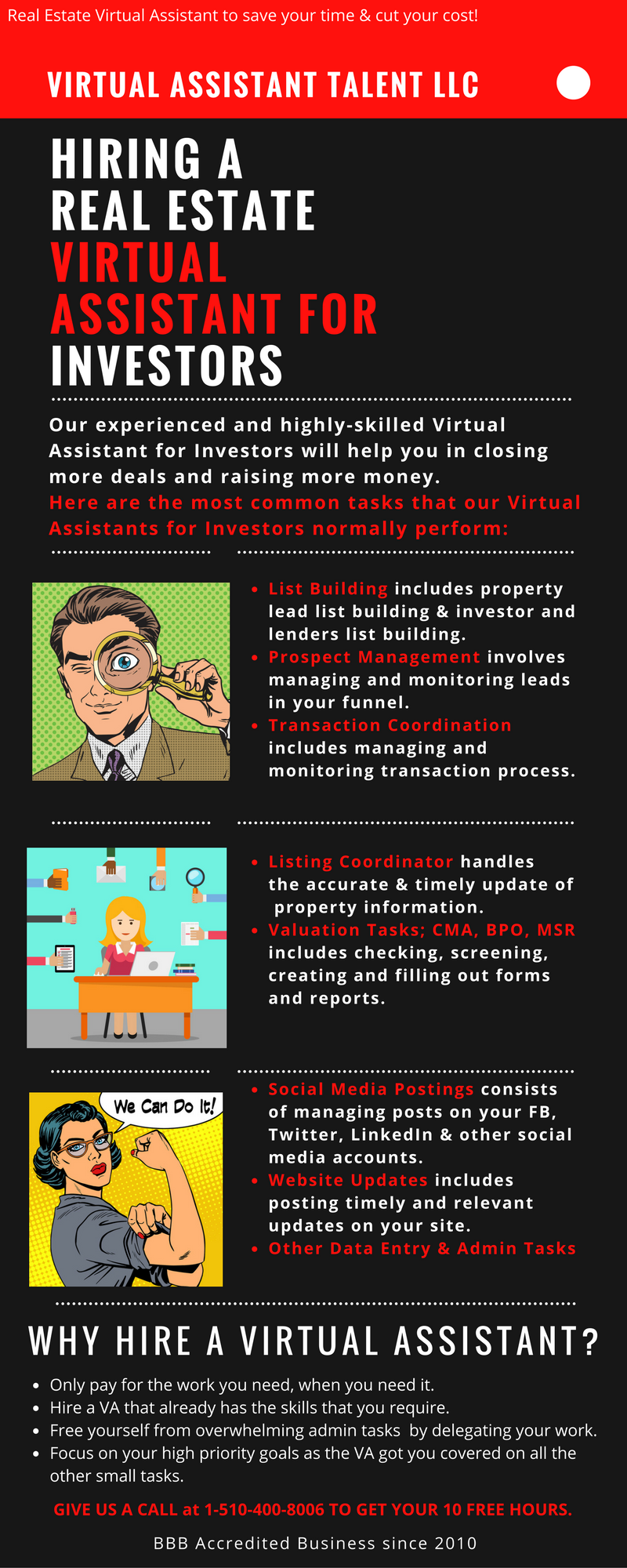 real estate va for investors. in a nutshell, our real estate virtual