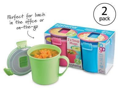 Aldi Soup Mugs Soup Mugs Mugs Soup