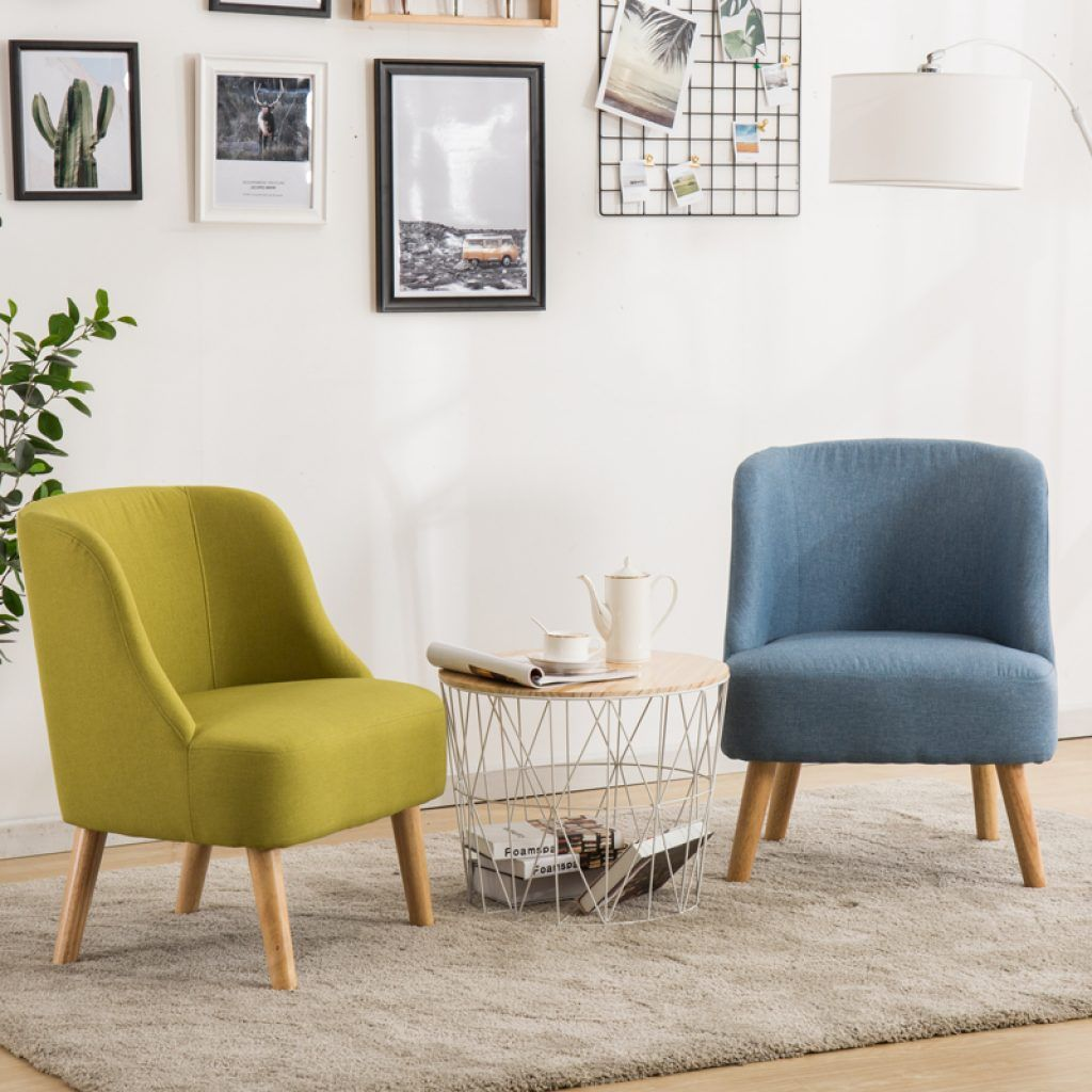 Best Small Sofa Chair For Bedroom Us 131 06 20 Off Room 400 x 300