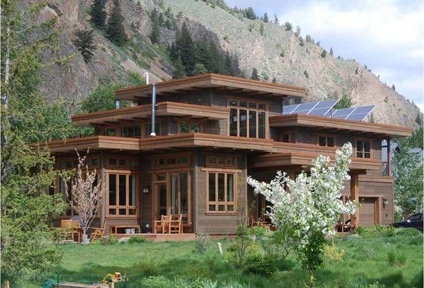 House · Zero Energy Home Using Passive Solar Design ... Part 38