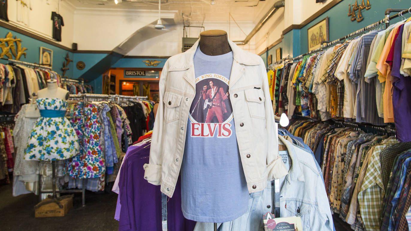 Knee Deep Vintage Vintage Clothing Stores Vintage Clothes Shop Shopping