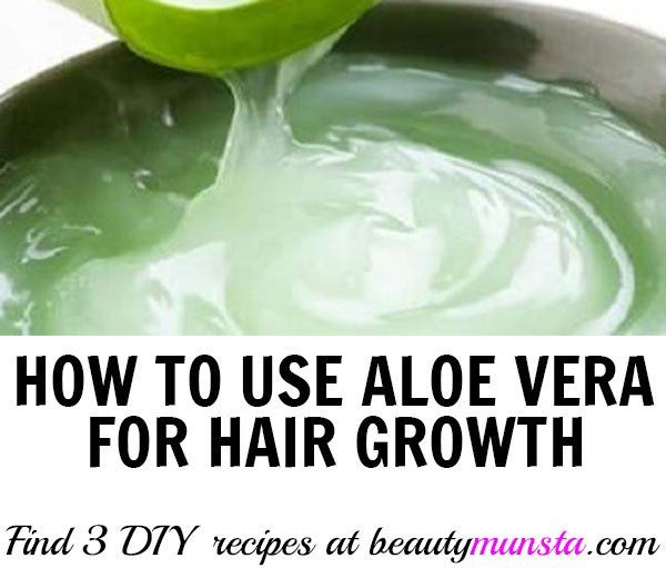 Diy Aloe Vera Hair Growth Recipes For Stunning Tresses Diy Skin