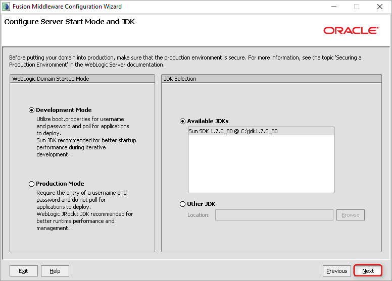 How to install Oracle WebCenter content 11 1 1 9 0 – Part 3 – Create