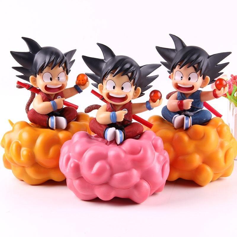 Dragon Ball Z Kid Child Son Goku On Somersault Cloud Gokou Dragon Ball Cloud Son Goku Dragon Ball Goku