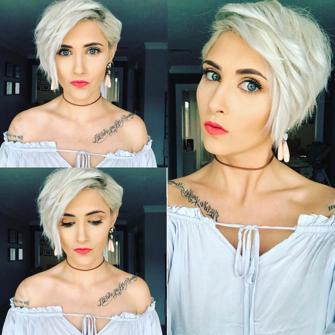 20 Trendy Hair Color Ideas 2020: Platinum Blonde Hair Ideas | Platinum blonde  hair, Blonde hair color, Trendy hair color