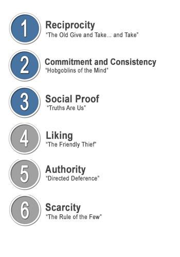 Energizing Your Marketing with Cialdini's 6 Principles of ...
