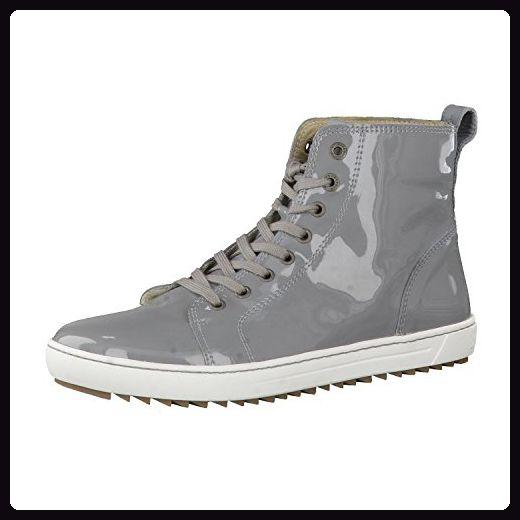 Birkenstock Damen Sneaker Bartlett Lack Grey 38 - Sneakers ...