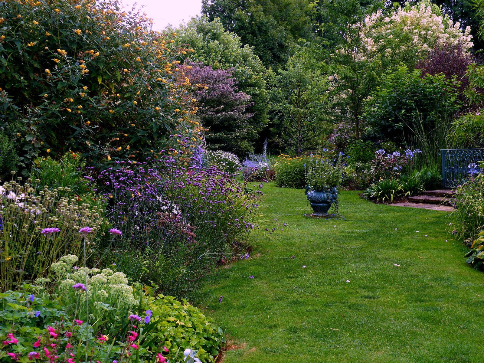 Jardin l 39 anglaise plan recherche google jardin for Haie jardin anglais