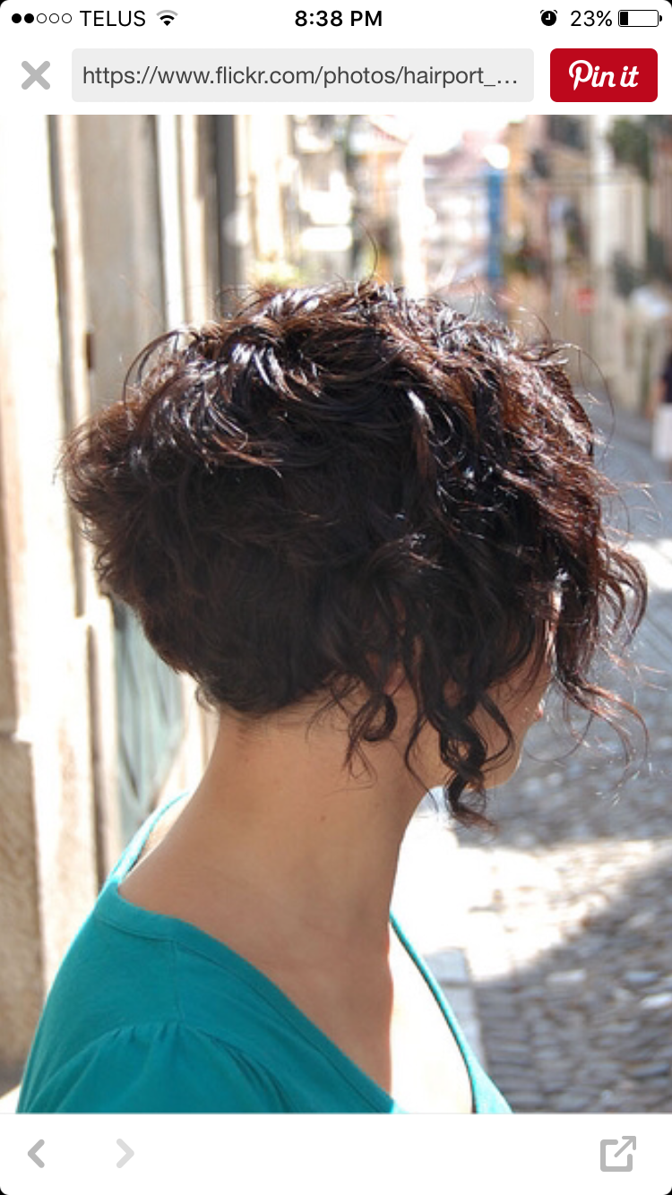 Curly short bob hairstyles pinterest curly short bobs curly