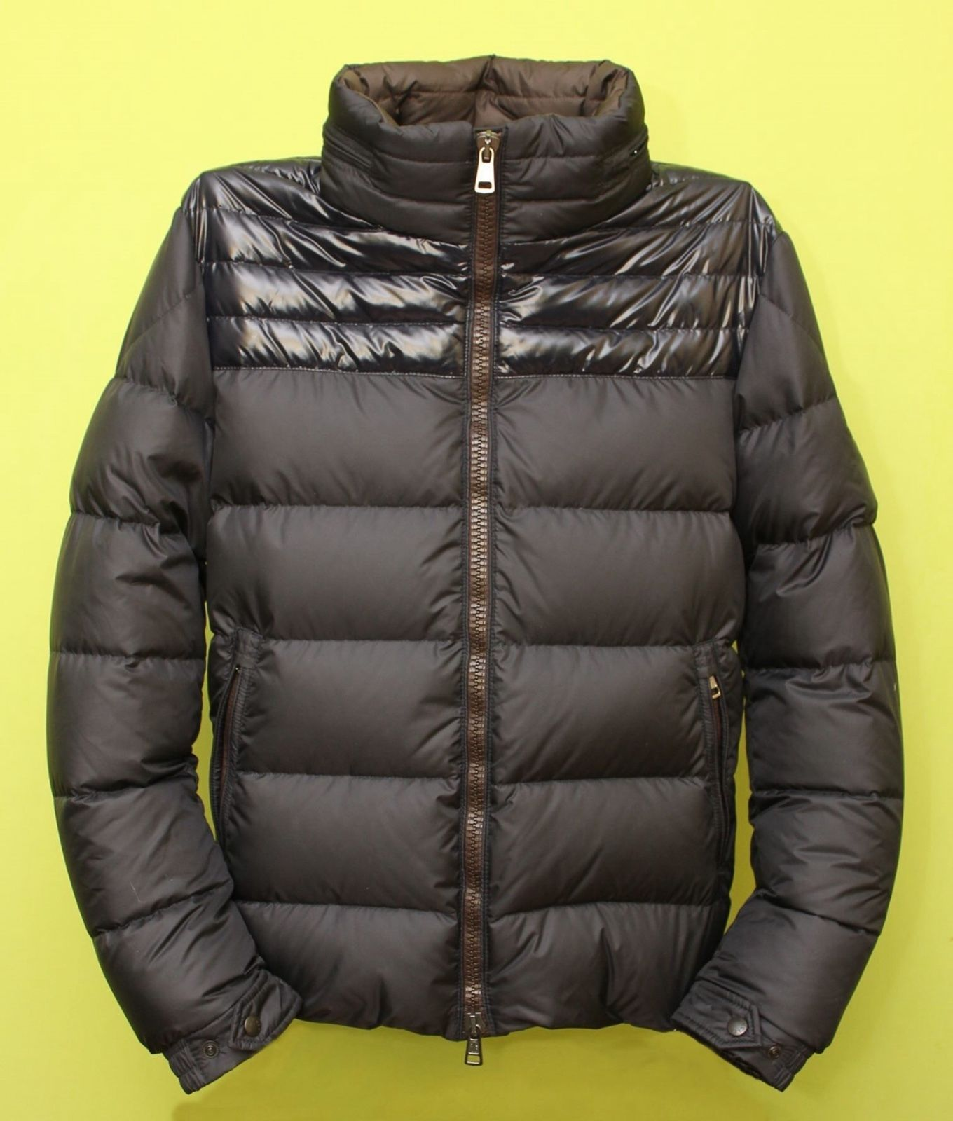 Montcler Dinant Fall jackets, Mens navy, Down jacket