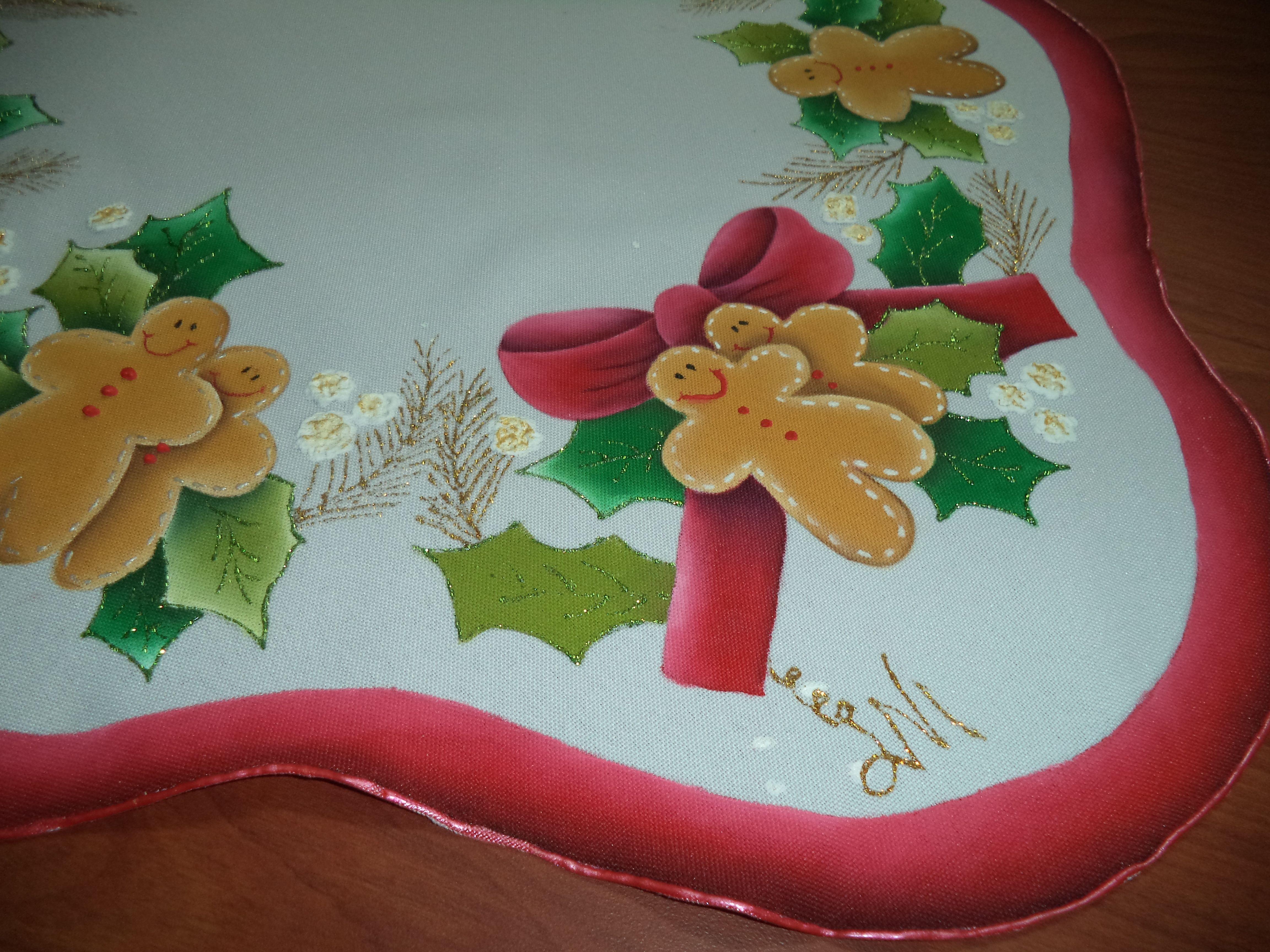 Motivos navide os pintura4 pintura en tela navidad y - Motivos navidenos para pintar en tela ...