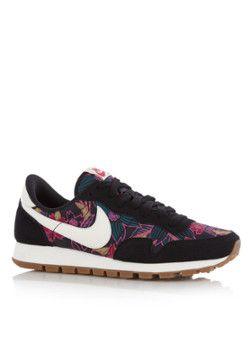 Nike Air Pegasus 83 sneaker met bloemenprint