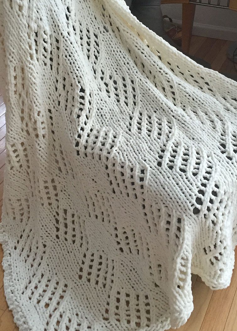 Quick Afghan Knitting Pattterns | Free Knitting Patterns ...