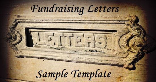 Fundraising Letters Sample Template Fundraising letter - donations template