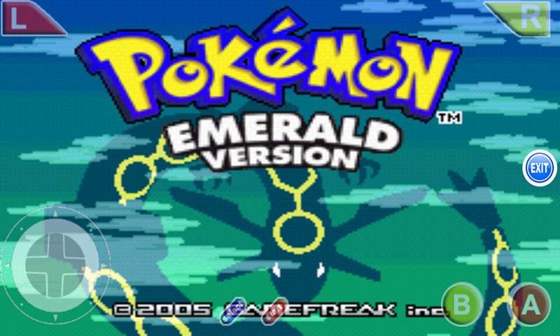 Pokemon Emerald Download APK for Android Aptoide | Descagar