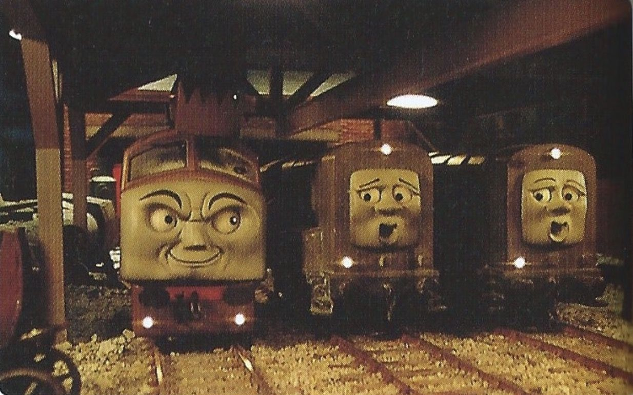 Image result for thomas the tank engine diesel