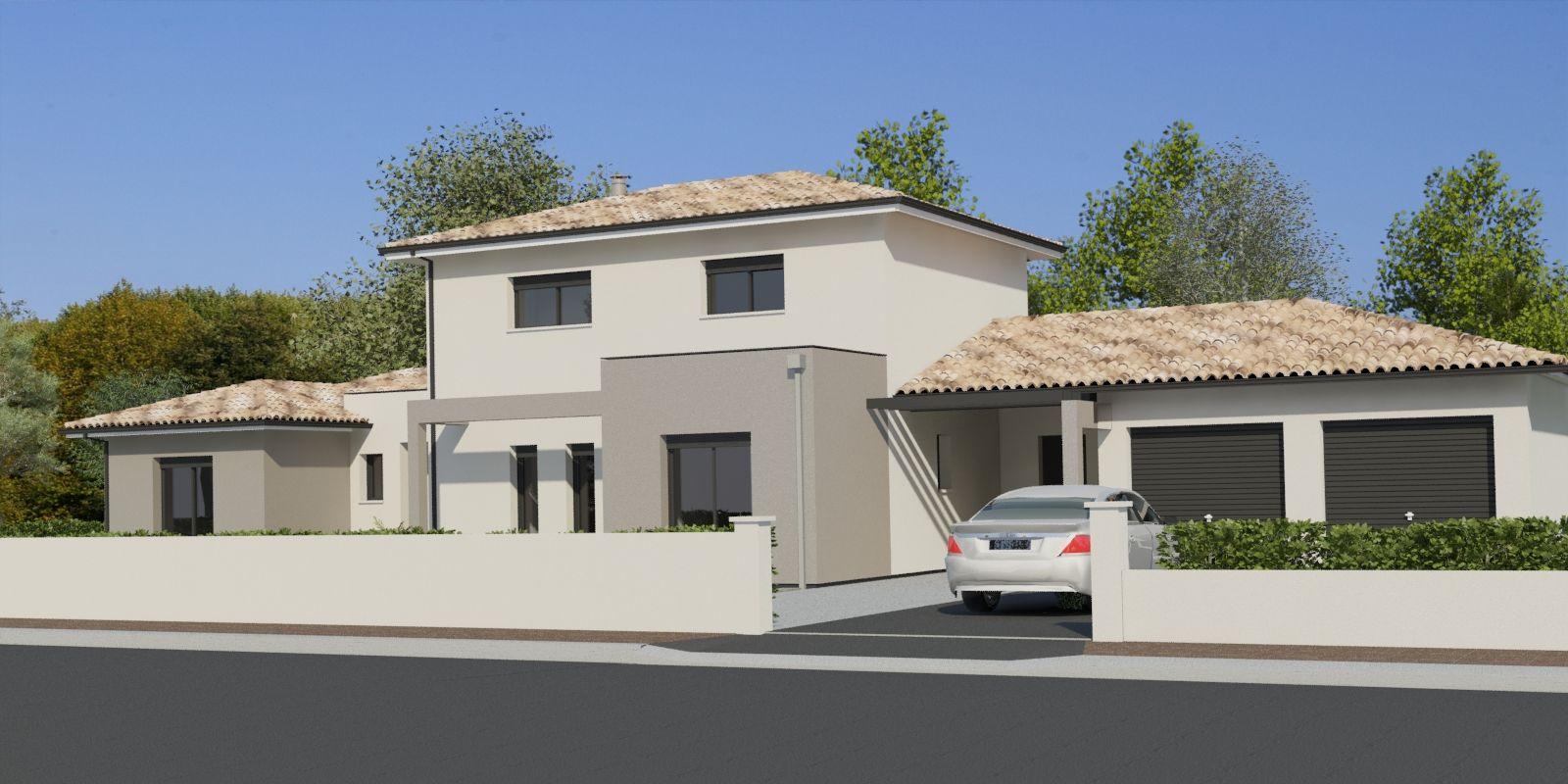 Maison à étage projet n7 2