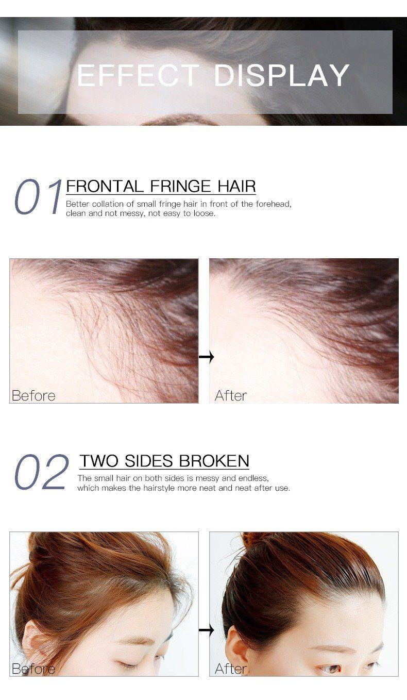 Broken Hair Artifact Anti Hair Lice Fixed Styling Hair Stick Liquid Hair Style Tool Liquid Hair Hair Lice Hair Sticks
