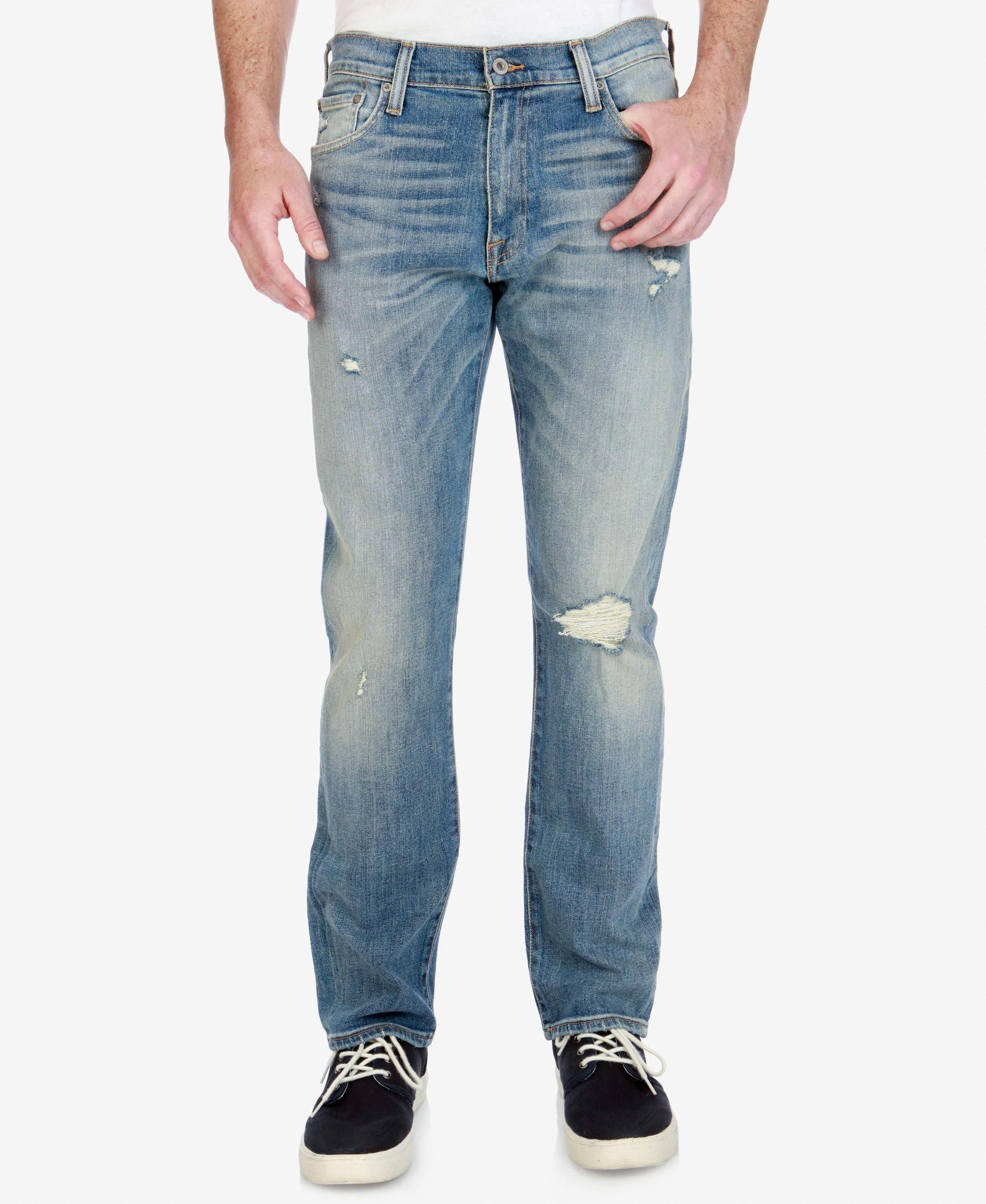 1eb425ffe4be1 Lucky Brand Men s 410 Seven Seas Athletic-Fit Denim Jeans  MensJeans ...