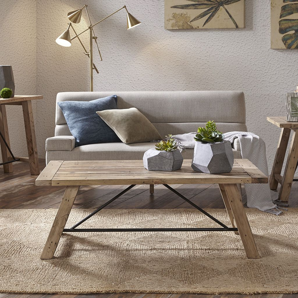 Inkivy sonoma coffee table coffee table rectangle