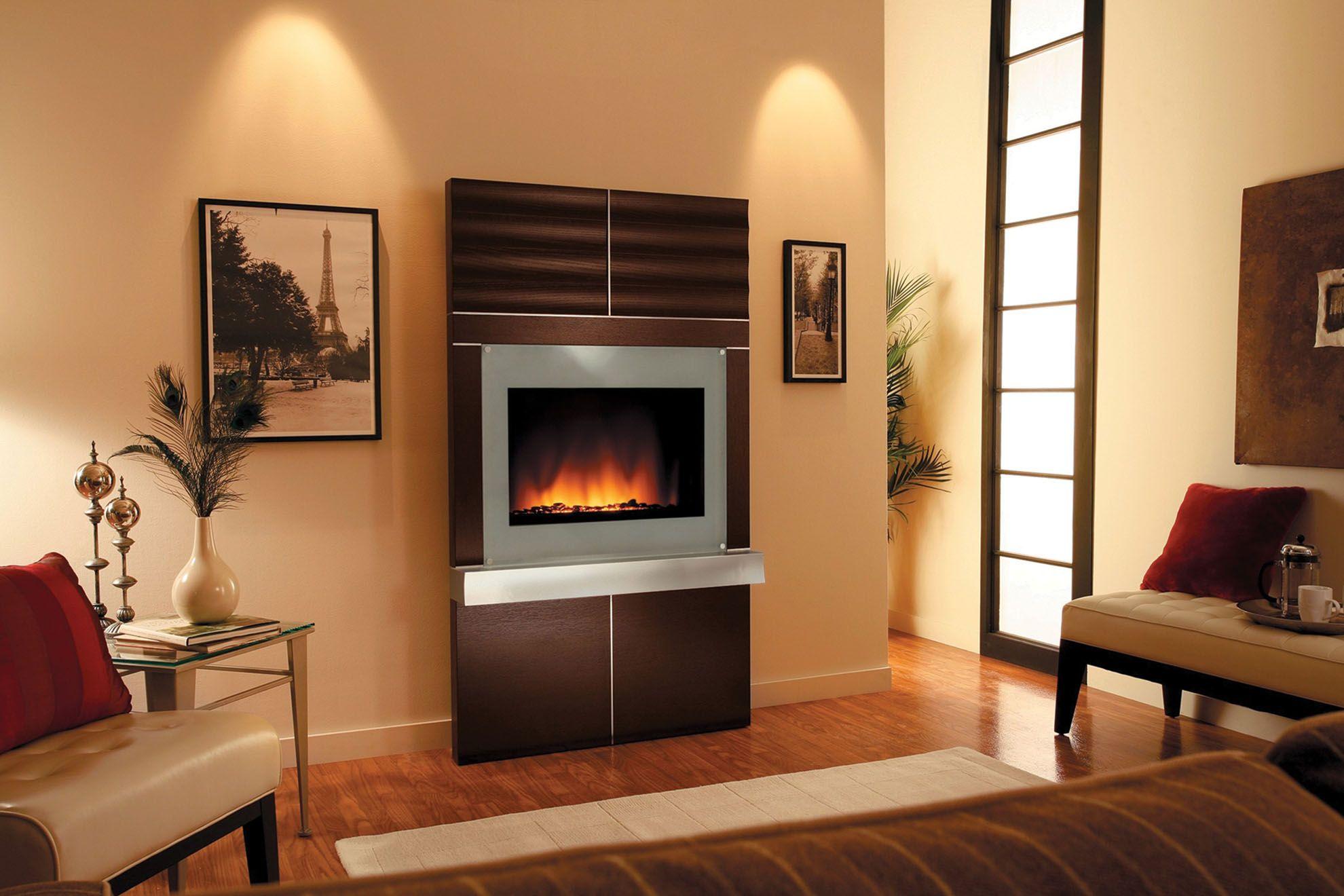 living room electric fireplace living room design ideas