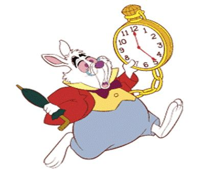 alice in wonderland disney characters white rabbit ...