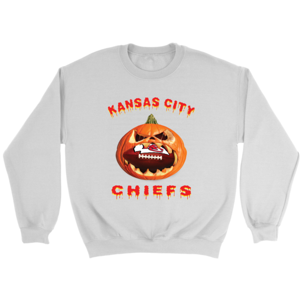 Kansas City Chiefs Baby Pennywise Grinch Christmas NFL