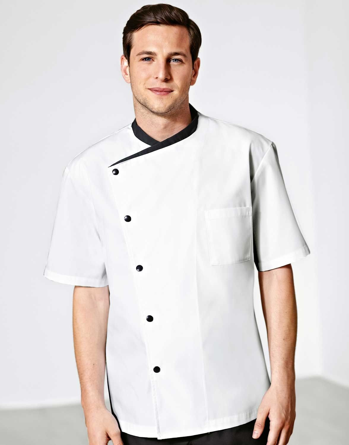 Bragard Juliuso Short Sleeve Chef Jacket | Aprons | Pinterest ...