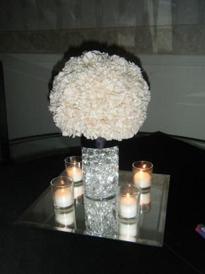 7.25 in. at DollarTree.com | Tree wedding centerpieces