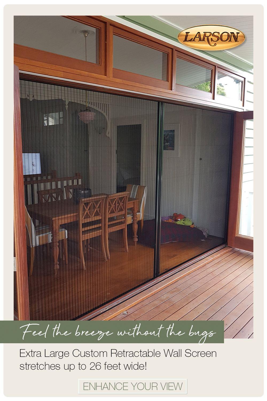 Built A Sliding Screen Door The Garage Journal Board Sliding Screen Doors Diy Screen Door Patio Screen Door