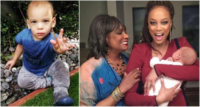 Tyra Banks Family Boyfriend Son Brother Parents Bhw Tyra Banks Celebrity Families Tyra