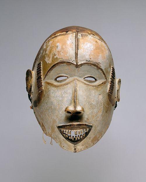 Igbo Okoroshi Oma Mask, Nigeria
