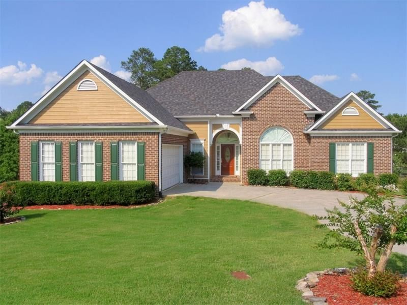 Beau Massive Home In Cartersville, GA With 6 Bedrooms 4 Baths, Full Finished  Basement With