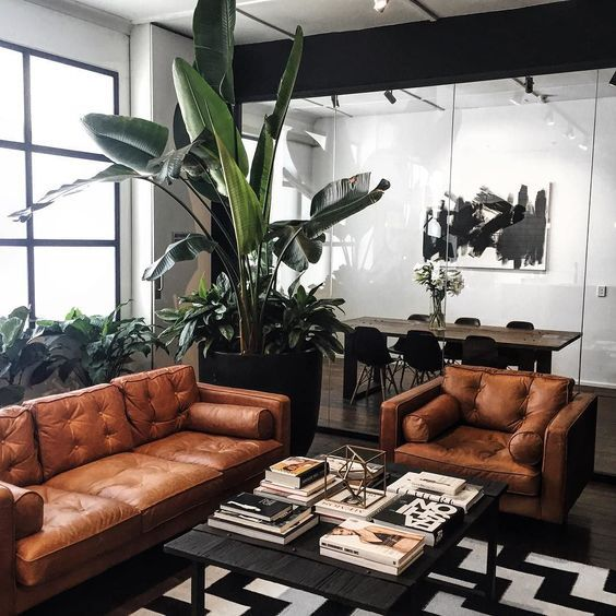 LEATHER SOFA THAT IS DURABLE, HYPOALLERGENIC, AND EASY-TO-CLEAN - Page 54 of 59 images