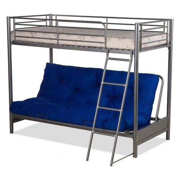 size 40 99ea5 e7f20 Bazin Futon Bunk Bed in 2019 | Eleanor beds | Futon bunk bed ...