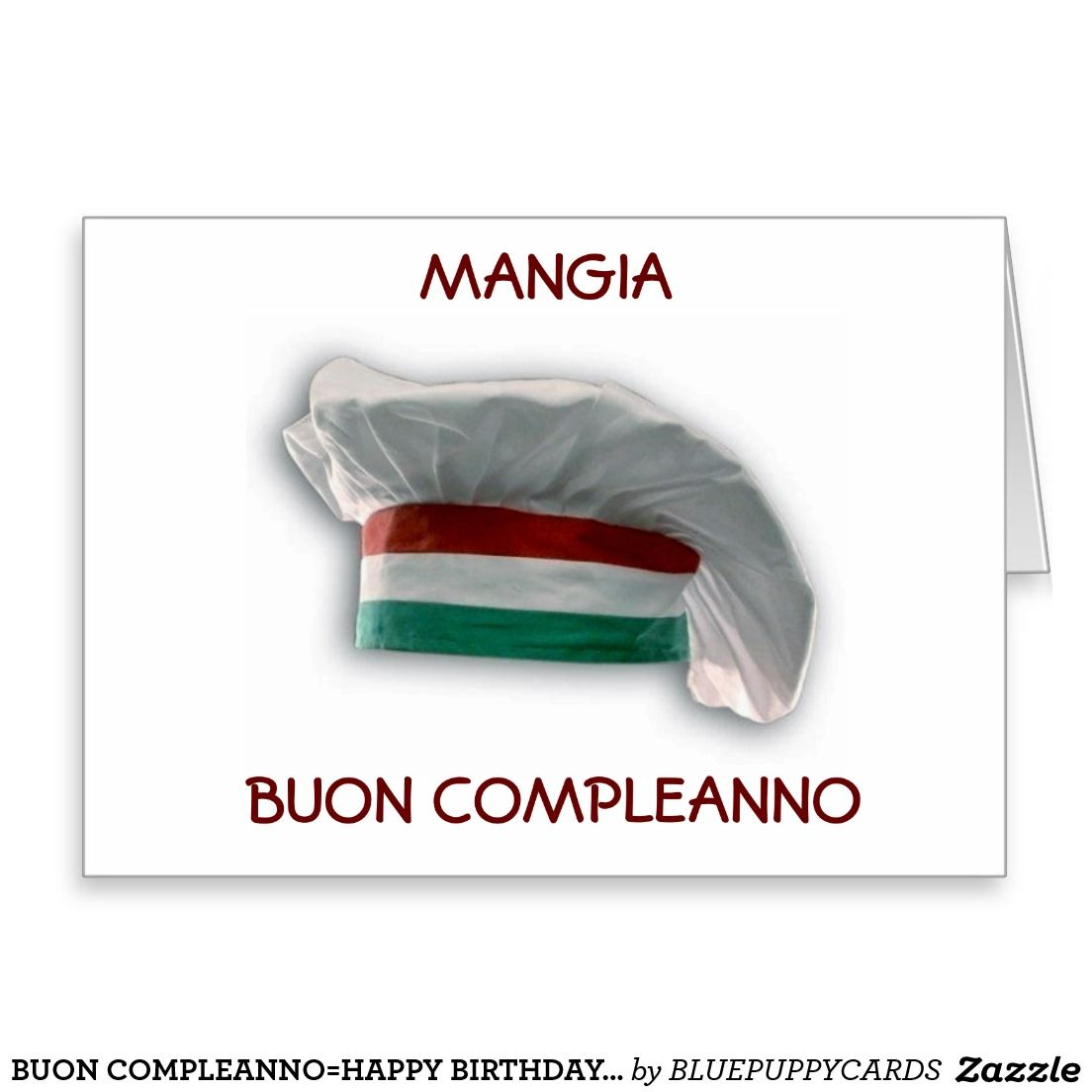 Buon Compleannohappy Birthday In Italian Mangia The Ultimate