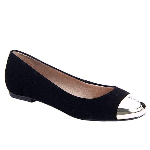 d6b79f78d6 Sapatilha Preta Ouro MARIOTTA . Loja de Sapatos Femininos